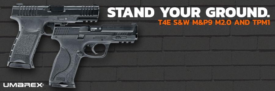 2020 Umarex T4E Pistols
