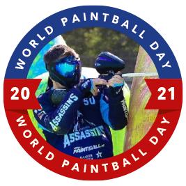 World Paintball Day Facebook Frame