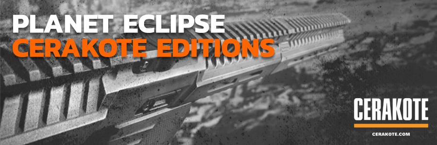 Planet Eclipse Cerakote Editions