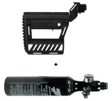 HPA System 200 Bar Protoyz with Regulator and 0,21l aluminium Tank incl. PWR Stock