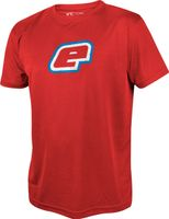 T-Shirt Planet Mens Pro-Formance Retro red