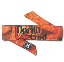HK Army Headband Dorito God orange