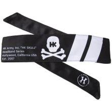 HK Army Headband Off Break black