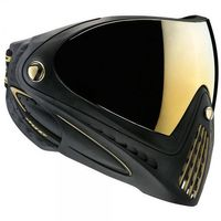 Paintball Goggle Dye I4 Pro Invision black/gold