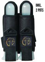 2 Pod Pouch NXe/Tippmann black unisize incl. 2 Pods