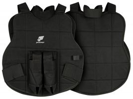 Protoyz Chest Protector 5 in 1 with 2 Pod Holder black