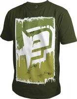 T-Shirt Planet Mens Radical olive