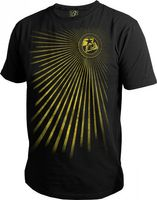 T-Shirt Planet Mens Capture black