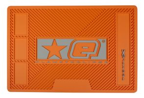 Planet Eclipse Tech Flex Mat orange