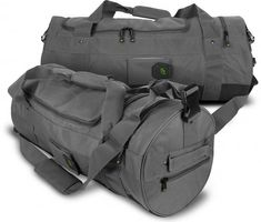 Eclipse GX Holdall Charcoal