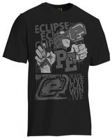 T-Shirt Planet Mens Vibe black