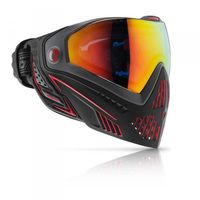 Paintball Goggle Dye i5 Fire black / red