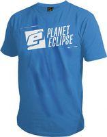 T-Shirt Planet Mens Pro-Formance Stencil blue
