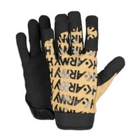 HK Army HSTL Line Gloves Full Finger black / tan