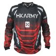 Paintball Jersey HK Army Freeline Fire red 001