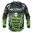 Paintball Jersey HK Army Freeline Energy green 001