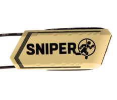 Barrel Sock HK Army Ball Breaker 2.0 Sniper Limited Edition
