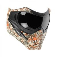Paintball Goggle V-Force Grill SE Grizzly orange Limited Edition