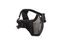 ASG Steel Mesh Half-Mask, different colors 001