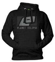 Planet Eclipse Stamp Hoody black