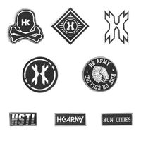 Patch HK Army, different designs