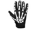 Paintball Gloves Exalt Death Grip Gloves Fullfinger white 001