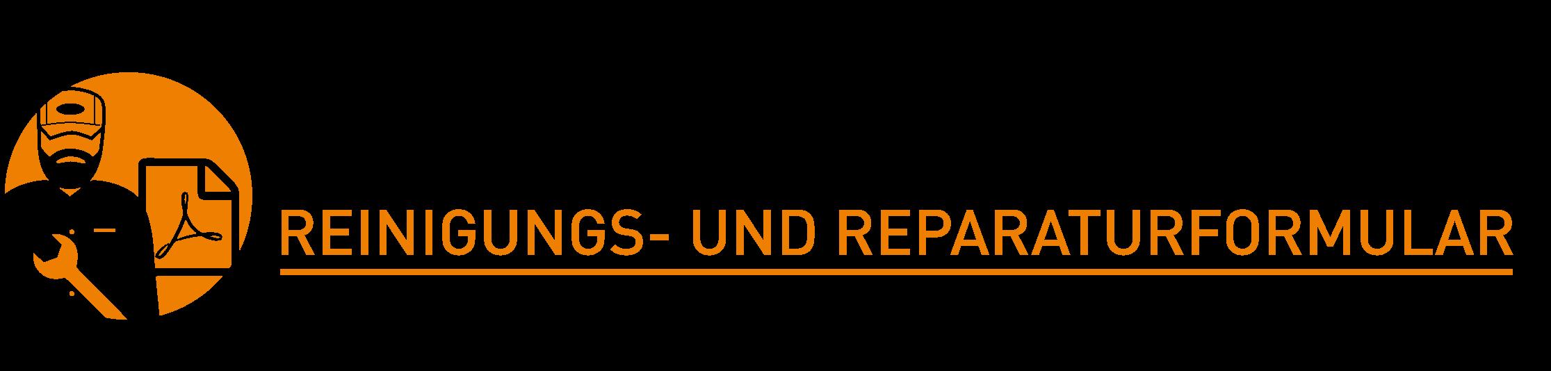 Reparaturformular