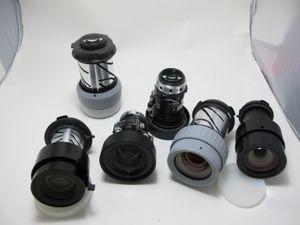 NEC NP06FL Objektiv Ultra Weitwinkel DLP 0.8:1 – Bild 9