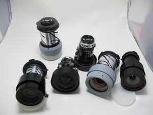 NEC NP07ZL Lens Short Throw Zoom DLP 1.3-1.8:1 – image 11