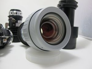 NEC NP07ZL Lens Short Throw Zoom DLP 1.3-1.8:1 – image 9