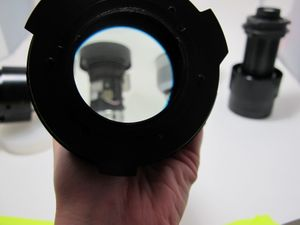 NEC NP10ZL Lens Ultra long Throw Zoom 4.4-8.3:1 – image 4