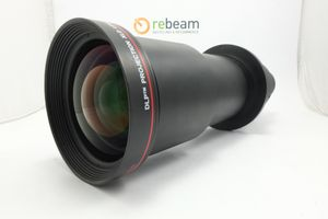 Barco XLD 1:1 Wide Angle Festbrennweite Projector Lens
