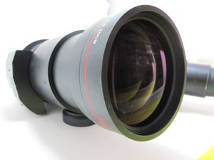 Barco XLD 2.2-3.0:1 Standard Zoom Projector Lens – image 4