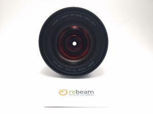 Sanyo LNS-W32 Objektiv Ultra Weitwinkel 0.8:1 – Bild 2