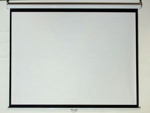"Manual screen ""Berlin"" 250cm 4:3 – image 1"