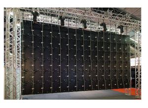 LED Wall 35,38m²  -- 6mm AVL-IDT6 7680mm x 4608mm 1280x768Pixel  – image 3