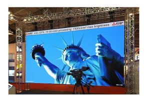 LED Wall 35,38m²  -- 6mm AVL-IDT6 7680mm x 4608mm 1280x768Pixel  – image 1