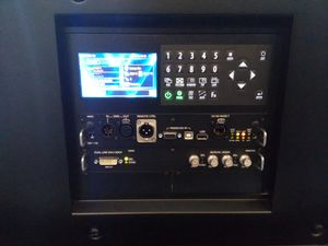 Barco HDX-W20 FLEX incl. HUSHKIT – image 3