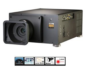 Digital Projection HIGHlite Laser Projektor 11k 3D – Bild 3