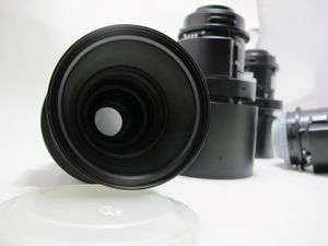 Sanyo Lens Short Throw fixed LCD 1.0:1 – image 2