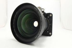 Sanyo LNS-W02z Lens Standard Zoom LCD 1.4-1.8:1 – image 4