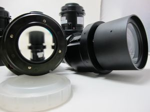 Sanyo LNS-W51Lens Short Throw DLP 1.2-1.5:1 – image 9