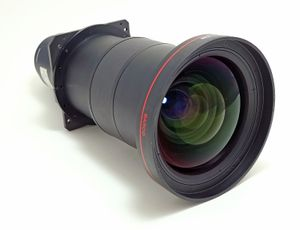 Barco TLD-HB 0.8:1 Lens Ultra Wide Angle  – image 1