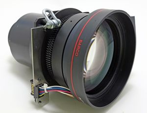 Barco TLD-HB 2.0-2.8:1 Standard Zoom Projector Lens – image 5