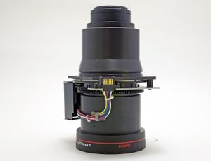 Barco TLD-HB 2.8-5.0:1 Tele Zoom Projector Lens – image 10