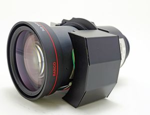 Barco TLD-HB 2.8-5.0:1 Tele Zoom Projector Lens – image 1