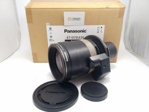 Panasonic ET-D75LE20 Zoom Objektiv OVP 1.7-2.4:1 – Bild 6