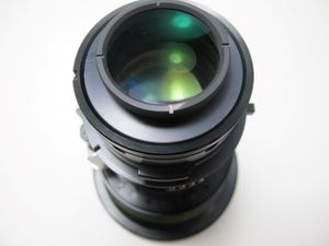 Panasonic ET-DLE080 Wide Angle Lens Zoom 0.8-1.0:1  – image 10
