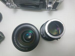 Panasonic ET-DLE055 Weitwinkel Objektiv DLP 0.8:1 – Bild 1