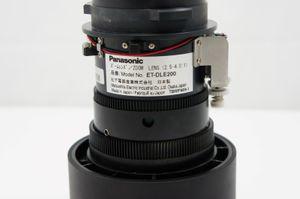 Panasonic ET-DLE200 Zoom Projector Lens 2.5-4.1:1 – image 3